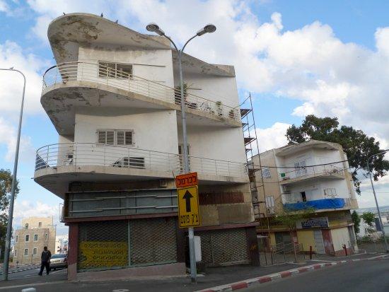 paris square haifa israel